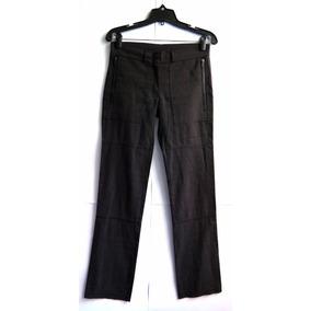 Pantalon Maria Vazquez Elastizado Talle M Tipo Cargo