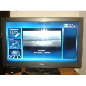 Tv Siragon 32 Led Con Dvd Incluido
