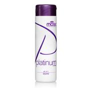Shampoo Platinum Masc Professional Matizador Platinado 250gr