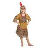 Disfraz De Indio Americano En Mercado Libre Chile - Disfraz-india-americana