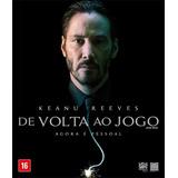 De Volta Ao Jogo - Blu-ray