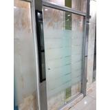 Puertas De Baño Corredizas Cristal Templado 6 Mm Seguridad