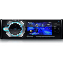 Sistema De Audio Y Video Para El Auto Philips Ced230/55