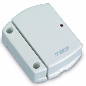 10 Sensores Magnéticos Para Portas E Janelas Ecp Intruder