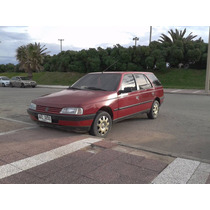 Vendo Peugeot 405 Gl Break, Diesel. Año: 1992.