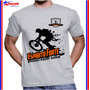 Camiseta Camisa Estampa Moutain Bike Personalizada Bicicleta