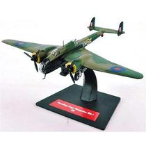Handley Page Hampden (nro 48) - Bombarderos De La 2da Guerra