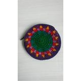 Monedero Tejido Al Crochet