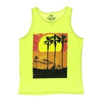 Polera Musculosa Camiseta Ocean Current Surf Playera
