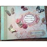 Libro De Bodas Y Quinceaños-diadema-bouquet-tarjetas-collar