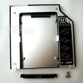 Adaptador Para Hd Adicional Macbook Pro 2.5´´ Ssd Sata Caddy