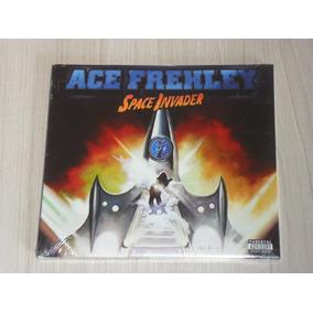 Cd Ace Frehley - Space Invader (americano Digipack + 2 Bônus