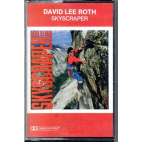 K7 David Lee Roth - Skyscraper. - Fita Nova,lacrada!