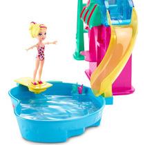 Polly Pocket Parque Aquático De Frutas Mattel
