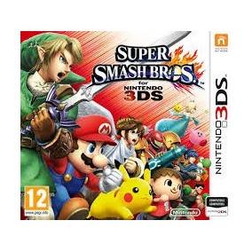 Super Smash Bros Para 3 Ds