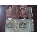 Antiguas Cajetillas Cigarrillos Opera Y Monarch