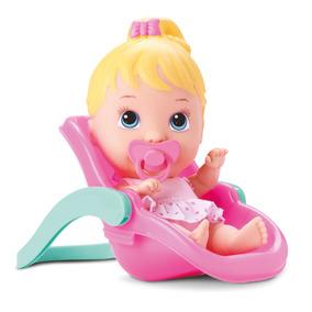 Boneca Bebê Little Dolls Conforto - Divertoys 681