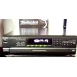 Compactera Technics Sl-pd8 5 Cds C/control Y Salida Digital