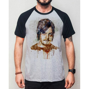 Camisa Personalizada Twd - Blusa Daryl Dixon