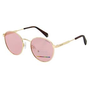 Óculos De Sol Polaroid 2053 Redondo Retrô - Promoção. 4 cores. R  189 99 0ec96f57c5