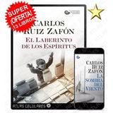 El Laberinto De Los Espiritus De Carlos Ruiz Zafon 13 Libros