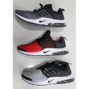 Tenis Zapatillas Nike Air Presto Camara Single Hombre