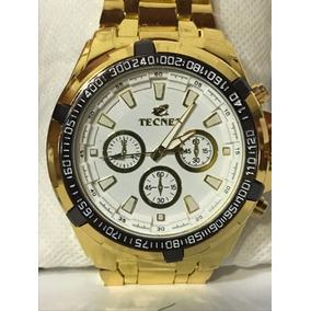 0f4328c57c2 Relógio Tecnet Masculino White 62828ch Resistente A Água. R  241. 12x R   23. Frete grátis