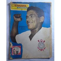 Revista A Gazeta Esportiva Ilustrada Garrincha N°296 1966