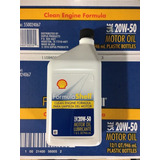 Aceite Formula Shell 20w50 Mineral