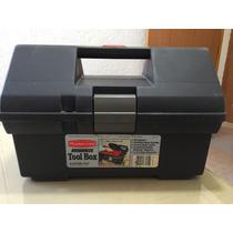 Caja Multiusos Marca Rubbermaid Tool Box (6098)