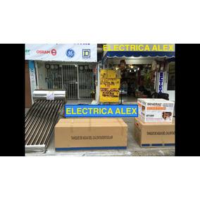 Calentadores De Agua Solares Para Casa O Industria