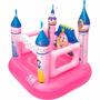 Pula-pula Castelo Princesas Disney Bestway