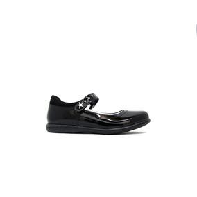 Zapato Escolar Chabelo Para Niña 21.5-26 81201