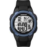 Timex Men Marthon Full Digt Indiglo Watch