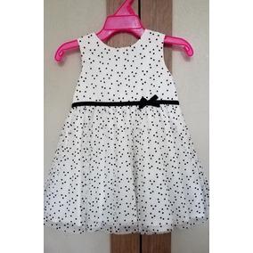 Vestido Para Niña Marca Carters Talla 12meses