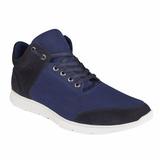 Tenis Cklass Sport Bota Color Azul Marino Hombre Original