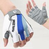 Super Luva Gel Izumi Meio Dedo Proteger Mãos Ciclista Barato