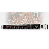 Amplificador Fone Behringer Ha 8000 Ha8000 Frete Grátis