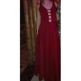 2ea7ebe59b Vestidos Color Vinotinto - Ropa y Accesorios Rojo en Mercado Libre ...