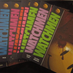 Watchmen Estojo Autografado Limitado Raro Moore Gibbons Dvd