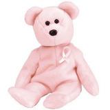 Ty Beanie Babies - Cure Cáncer De Mama Oso