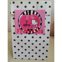 Bolsas Golosineras Personalizadas Kitty Souvenir Cumple