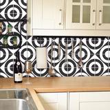 Adesivo Azulejo Decorativo - Mude A Cara De Sua Cozinha