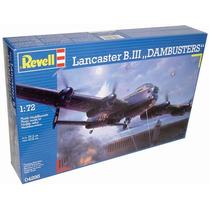 Revell Avion Lancaster B.lll Dambusters 1/72 Armar Pintar