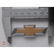 Emblema Para Volante Chevrolet 5.8 Cm X 1.9 Cm Para Pegar