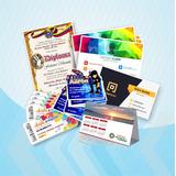 Impresión Glasse Carta Fotos Diplomas Tarjetas Volantes