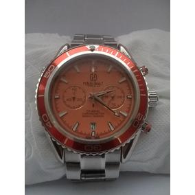 9836a2085e9 Relogio Omega Seamaster Feminino - Joias e Relógios no Mercado Livre ...
