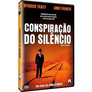 Conspiração Do Silêncio - Dvd - Spencer Tracy - Robert Ryan