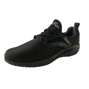 Tenis Mujer Casual Y Deportivo Jessy Love 2045 Textil Negro