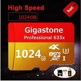 Micro Sd 1024 Gb + Adaptador Usb